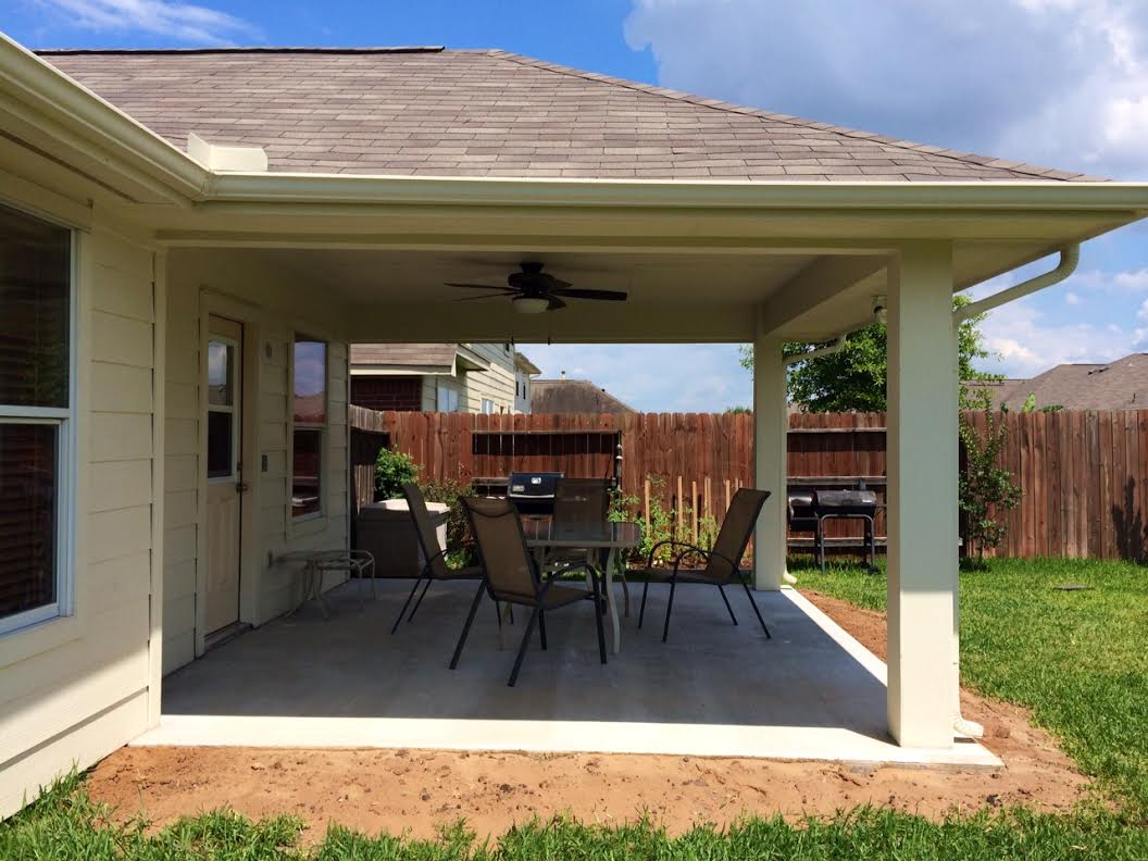 Patio Covers Robertson Roofing Inc